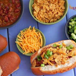 Frito Chili Cheese Dogs – It's Time for a Cookout!