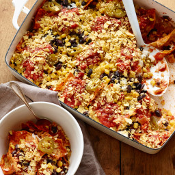 From the Pantry: Mexican Bean, Rice and Corn Bake