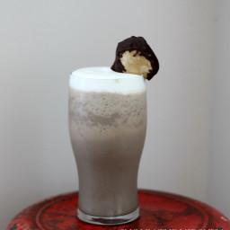 Frozen Buckeye Coffee