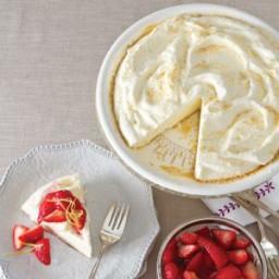 Frozen Lemon Pie