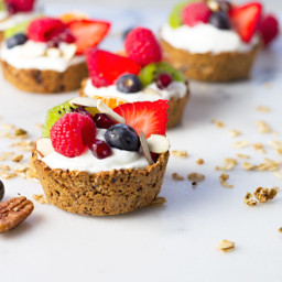 Fruit and Nut Breakfast Tarts