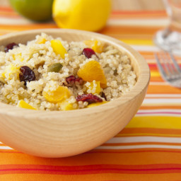 Fruity Breakfast Quinoa