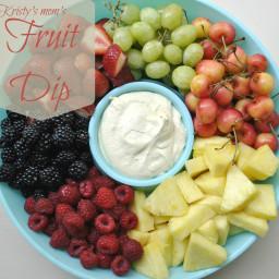 fruittt dip :)
