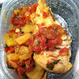 Fruity Chicken