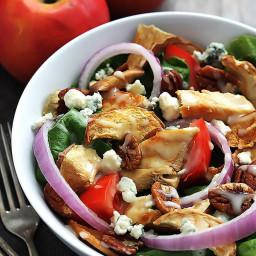 Fuji Apple Chicken Salad (Panera Bread Copycat)