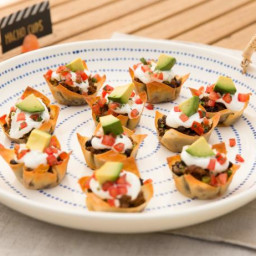 Fully-Loaded Nacho Cups