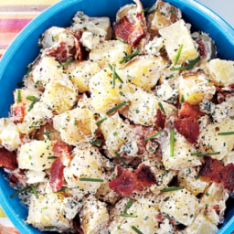 Fully Loaded Potato Salad