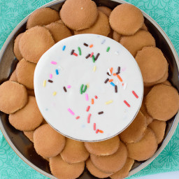 Funfetti Cheesecake Dip