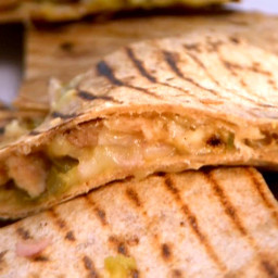 Funked Out Pork Quesadilla