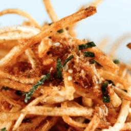 Furikake French Fries