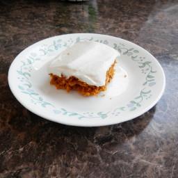 Gail's Famous Pumpkin Cake