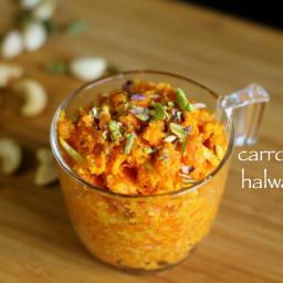 gajar ka halwa recipe with condensed milk   carrot halwa recipe with milkma