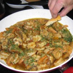 Gambas Al Ajillo Catalonia (Shrimp W/ Garlic)