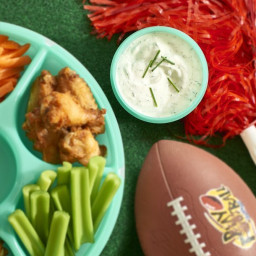Game Day TupperRanch Dip
