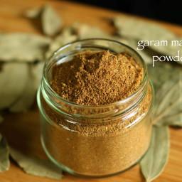 garam masala recipe | garam masala powder | homemade garam masala