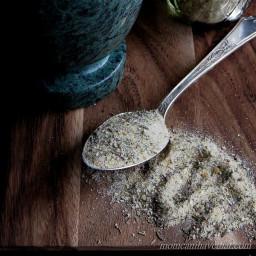 Garlic & Herb Seasoning Blend Recipe