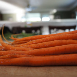 Garlic and Dill Pickled Carrots