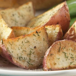 Garlic and Herb Roasted Potatoes