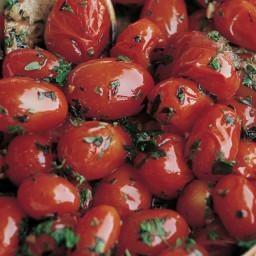 Garlic and Herb Tomatoes