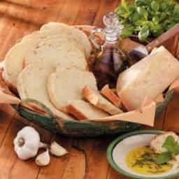 Garlic Basil Bread