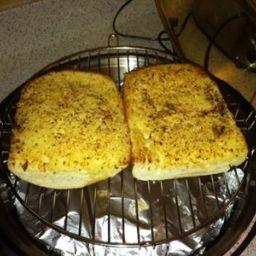 garlic bread in the NuWave