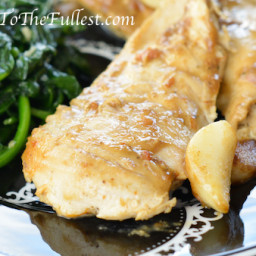 Garlic Chicken Breast