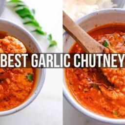 Garlic Chutney/ Poondu Chutney