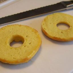 Garlic Coconut Flour Bagels – Gluten Free