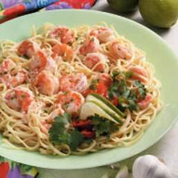 Garlic Lime Shrimp Recipe