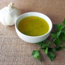 Garlic Parmesan Butter Sauce