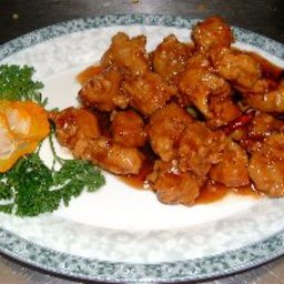 General Tso's Chicken (annmartinson)