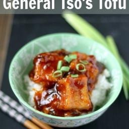 General Tsos Tofu