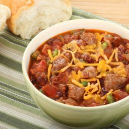 George's Chili Just Like Culver's