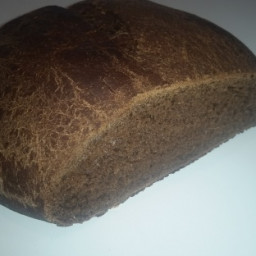 German Dark Rye Bread