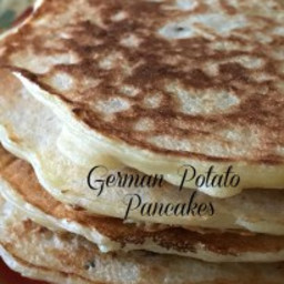 German Potato Pancakes Authentic Kartoffelpuffer