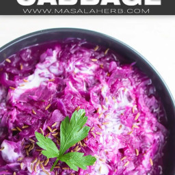 German Red Cabbage with Apple Recipe