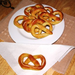 German Soft Pretzels