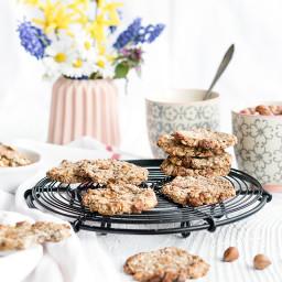 Gesunde Bananen-Haferflocken-Cookies