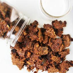 gezonde quinoa muesli brokken