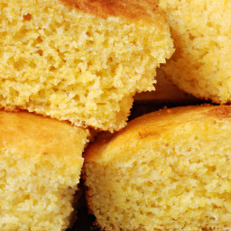 GF Buttermilk Cornbread