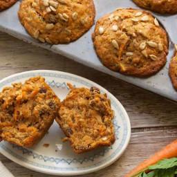 GF Morning Glory Muffins