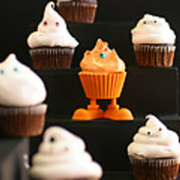 Ghouly Cupcakes