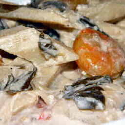 Ginataang Labong - Bamboo Shoots in Coconut Milk