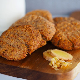 Ginger and Clove Cookies