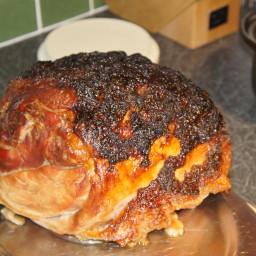 Ginger Baked Ham