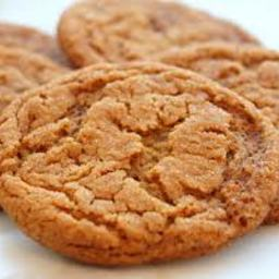 Grammie Clarke's Ginger Cookies