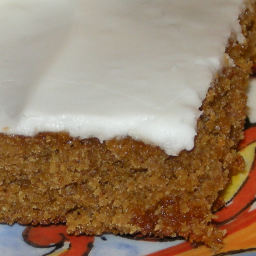 Ginger Creme Bars
