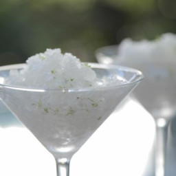 Ginger-Lime Granita