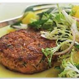 ginger pork patties