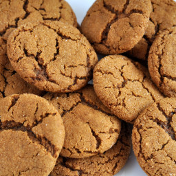 Ginger Snap Cookies (from Hawthorne)